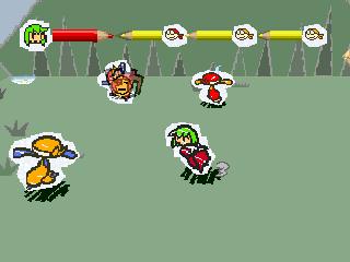 [Análise Retro Game] - Mischief Makers - Nintendo 64 Rakugaki-5