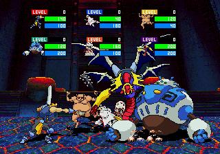 Guardian Heroes – Hardcore Gaming 101