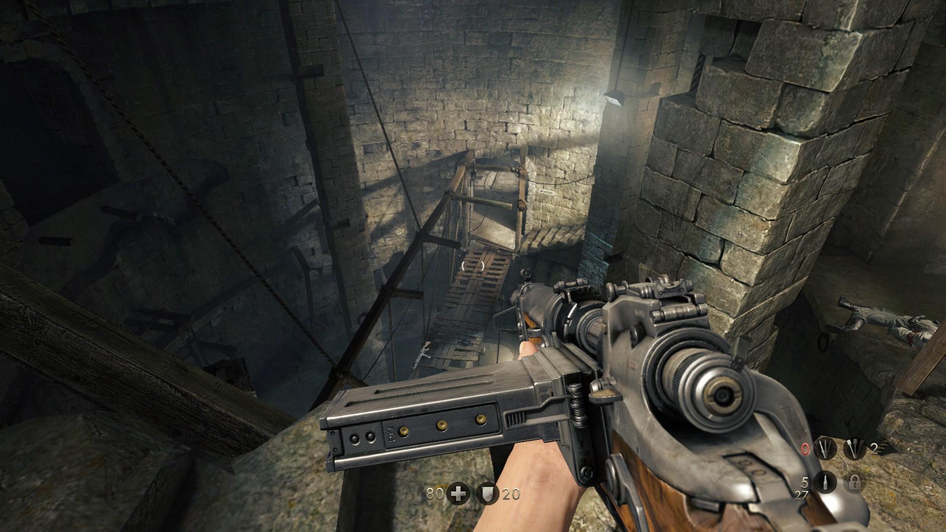 Wolfenstein: The Old Blood – Hardcore Gaming 101
