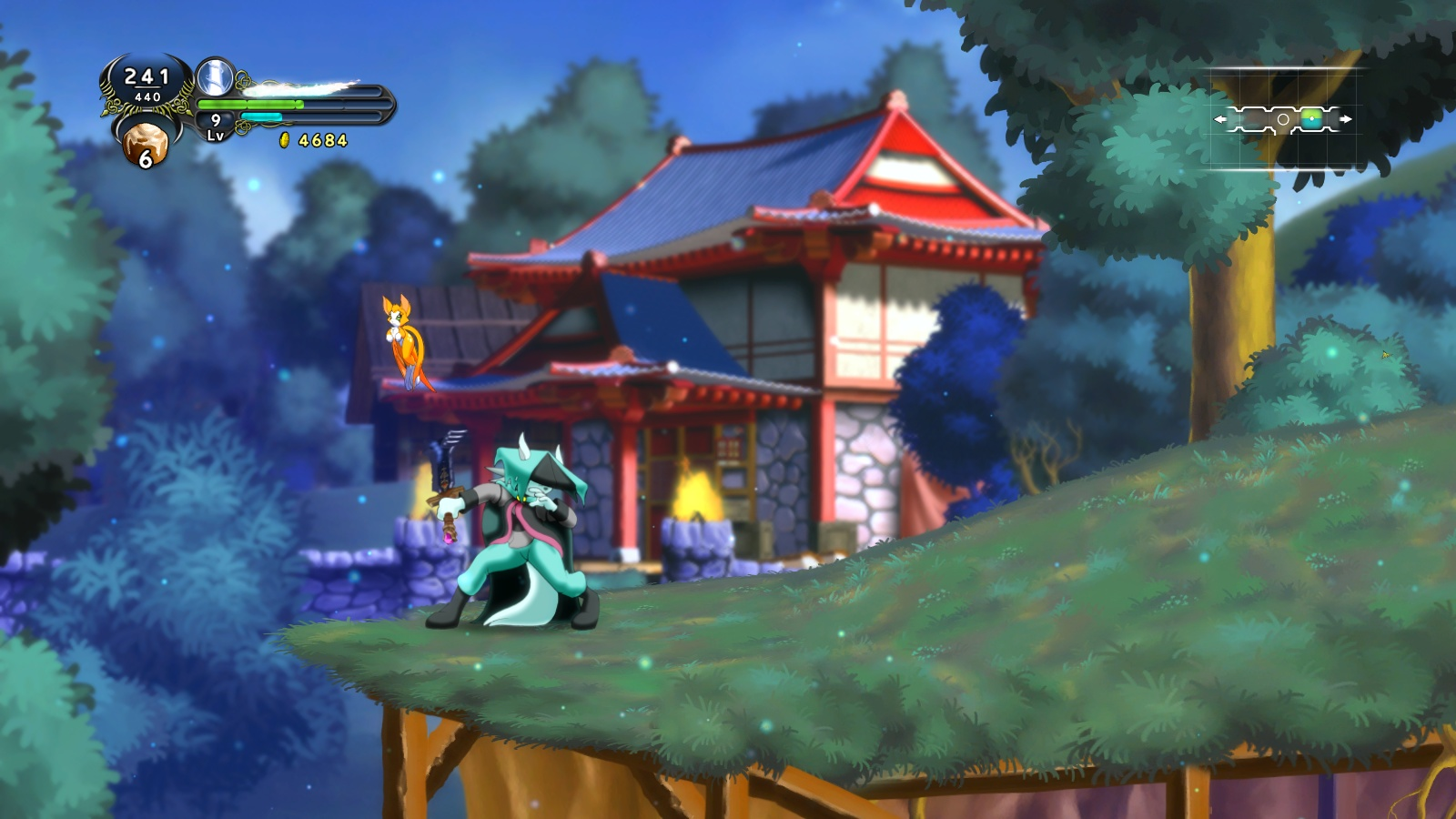 Dust: An Elysian Tail – Hardcore Gaming 101