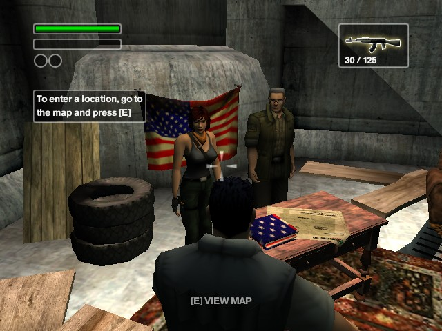 Freedom Fighters Hardcore Gaming 101