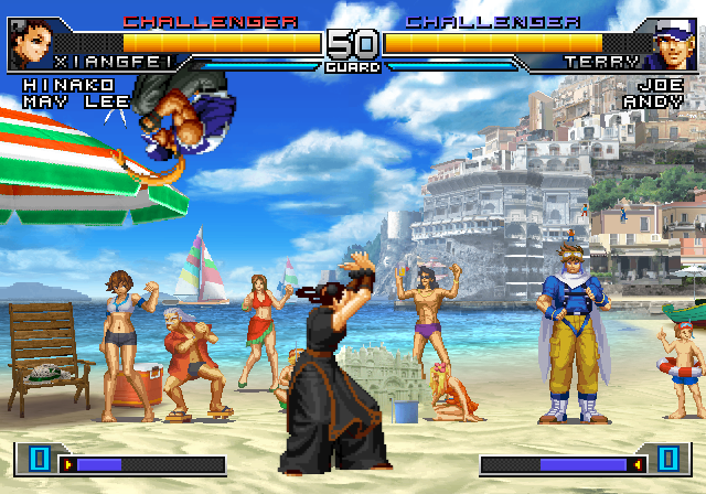 King Of Fighters 2002 The Hardcore Gaming 101