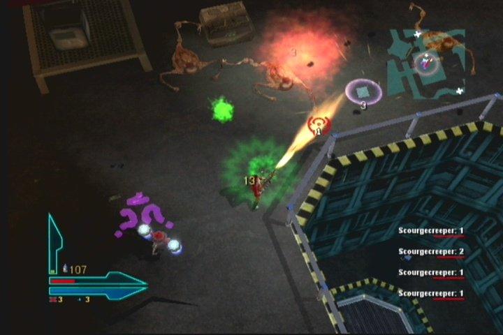 alien syndrome 2009 � hardcore gaming 101