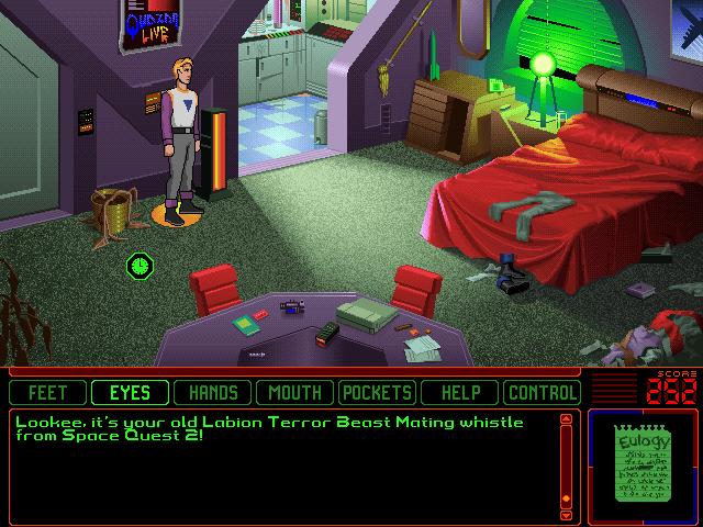 Space Quest VI – Hardcore Gaming 101