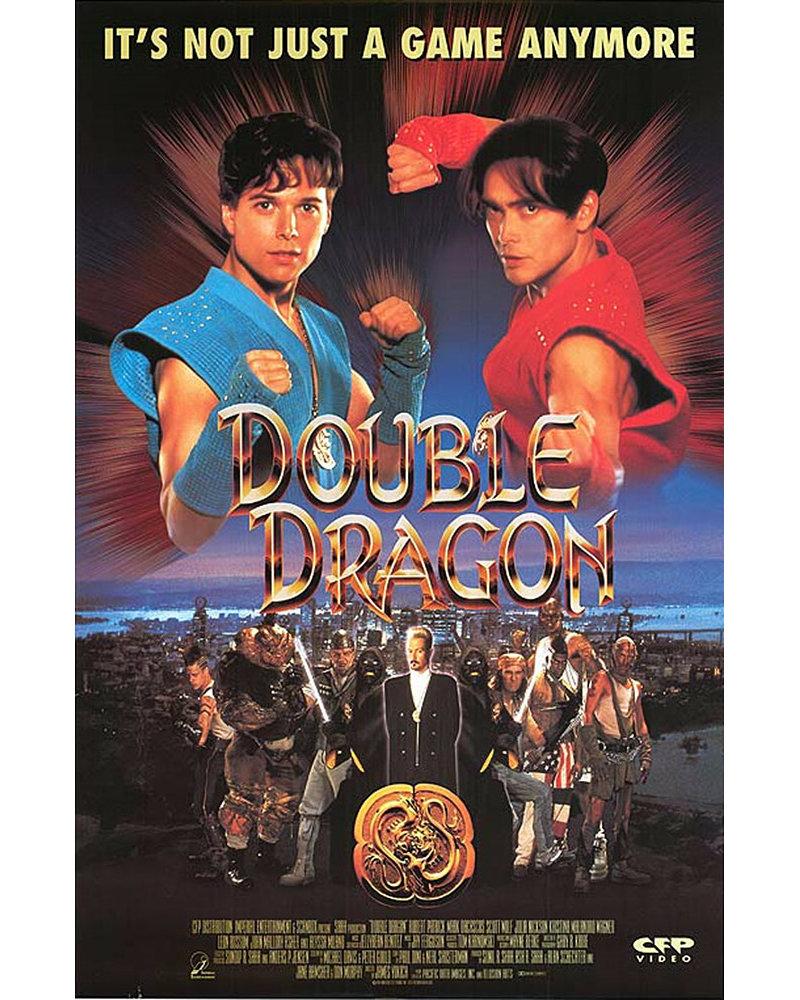 Double Dragon (film) | Double Dragon Wiki | FANDOM powered ...