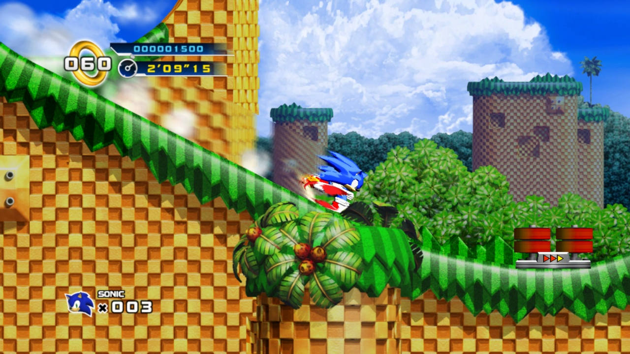 Sonic The Hedgehog 4 Hardcore Gaming 101