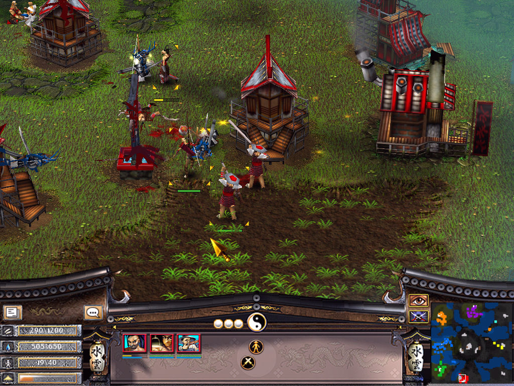 battle realms winter of the wolf download full version free